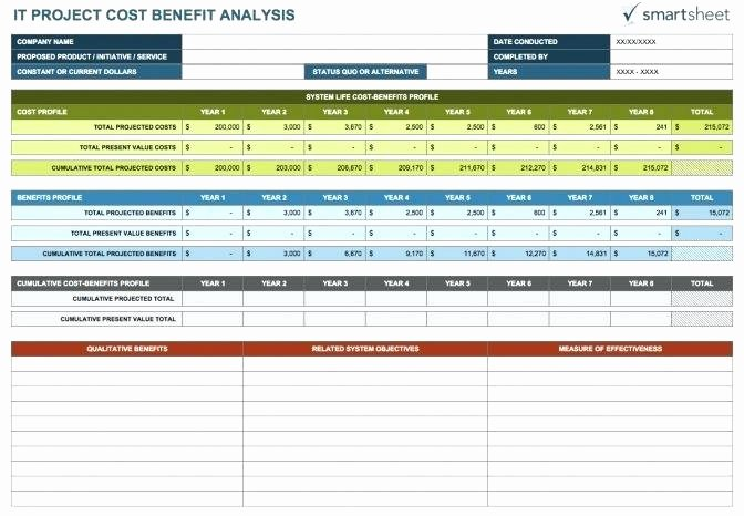 Risk Benefit Analysis Template Awesome Product Profitability Analysis Template Free Vendor