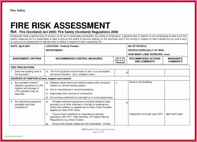 Risk Management Report Template Elegant Risk Management Report Template