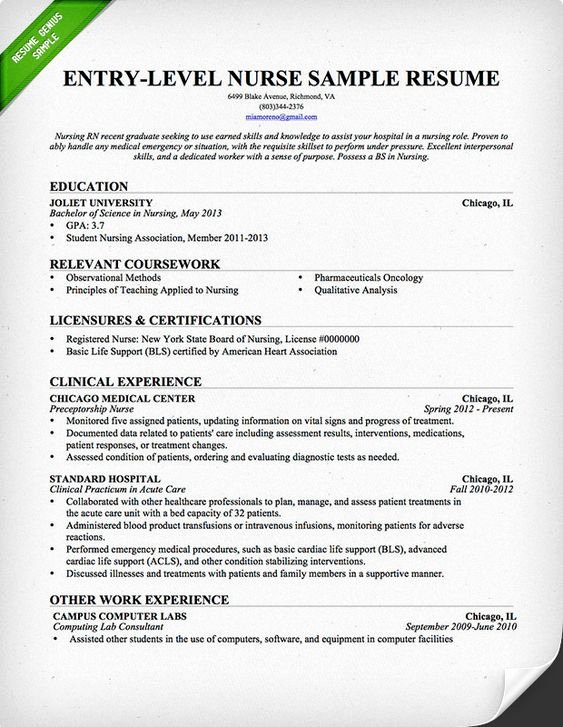 Rn Resume Template Free Beautiful 17 Best Images About Resume Templates Free Download