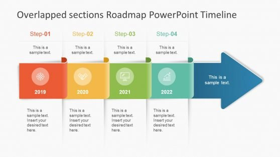 Road Map Template Powerpoint New Roadmap Powerpoint Templates