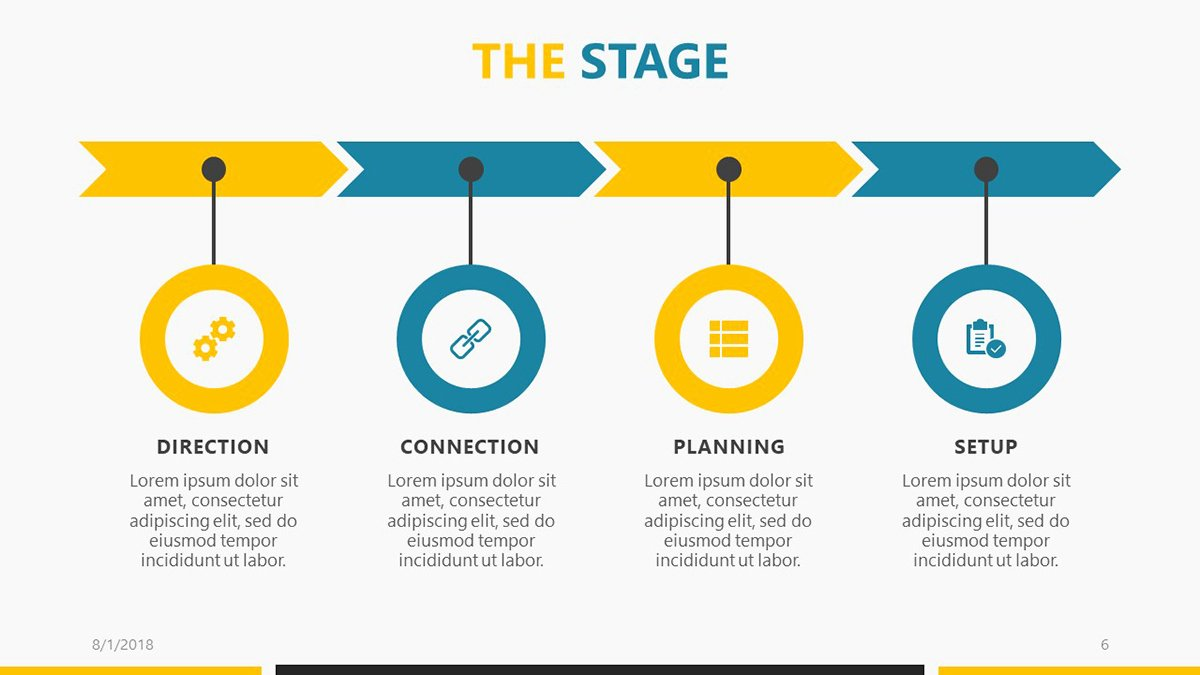 Road Map Template Ppt New Business Roadmap