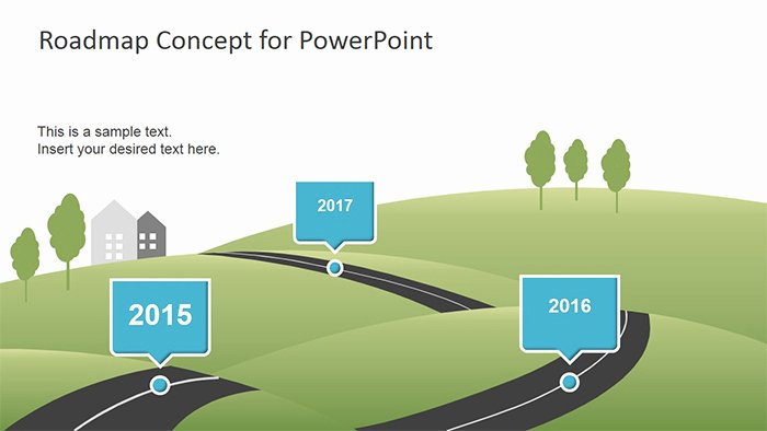 Roadmap Powerpoint Template Free Awesome 15 Project Roadmap Powerpoint Templates You Can Use for Free
