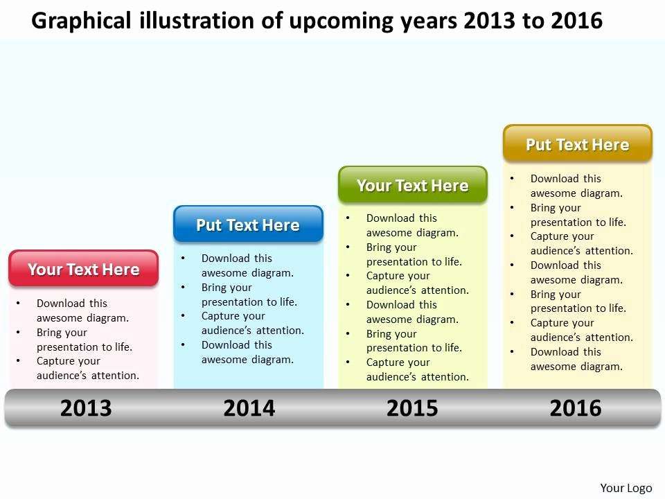 Roadmap Powerpoint Template Free Beautiful Product Roadmap Timeline Graphical Illustration