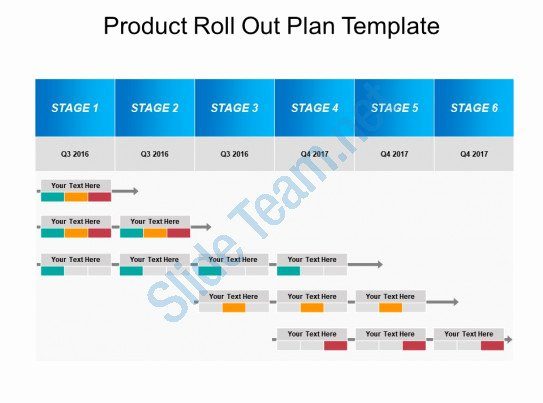 Roll Out Plan Template Luxury Product Roll Out Plan Template Good Ppt Example