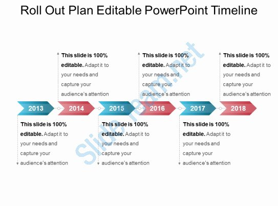 Roll Out Plan Template Luxury Style Essentials 1 Roadmap 6 Piece Powerpoint