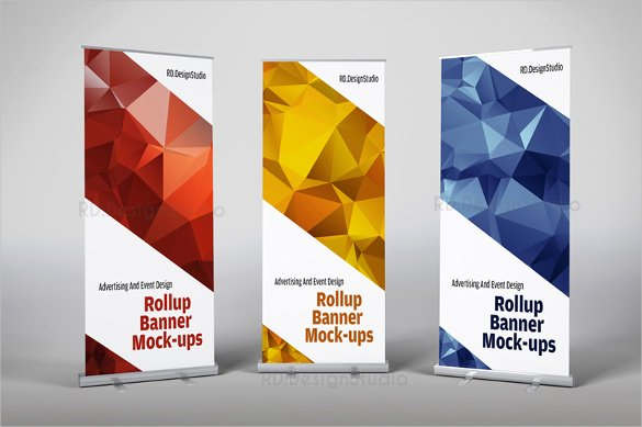 Roll Up Banner Template Fresh 19 Rollup Banner Design Templates Psd Ai Vector Eps