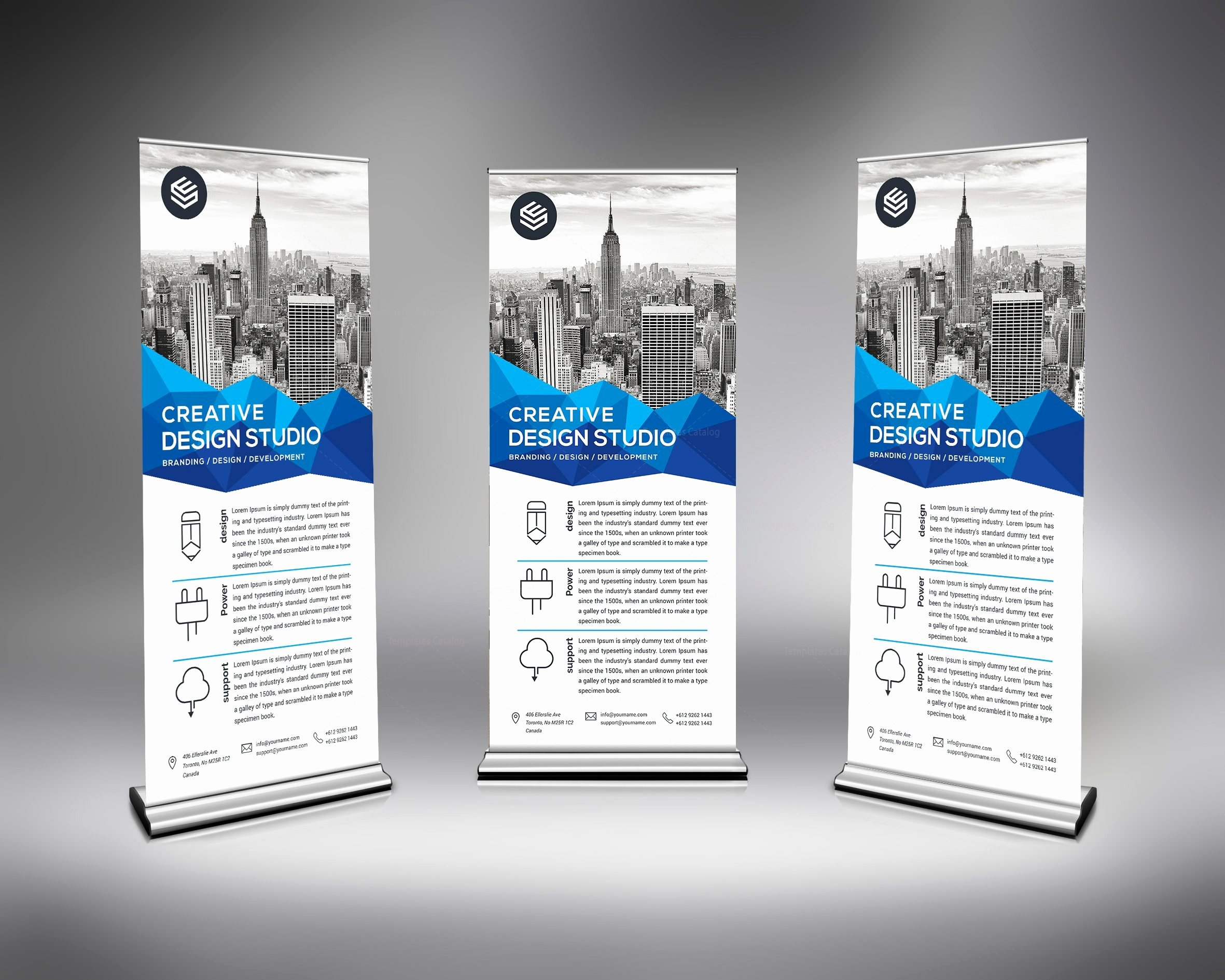 Roll Up Banner Template Fresh Corporate Store Roll Up Banner Template Template