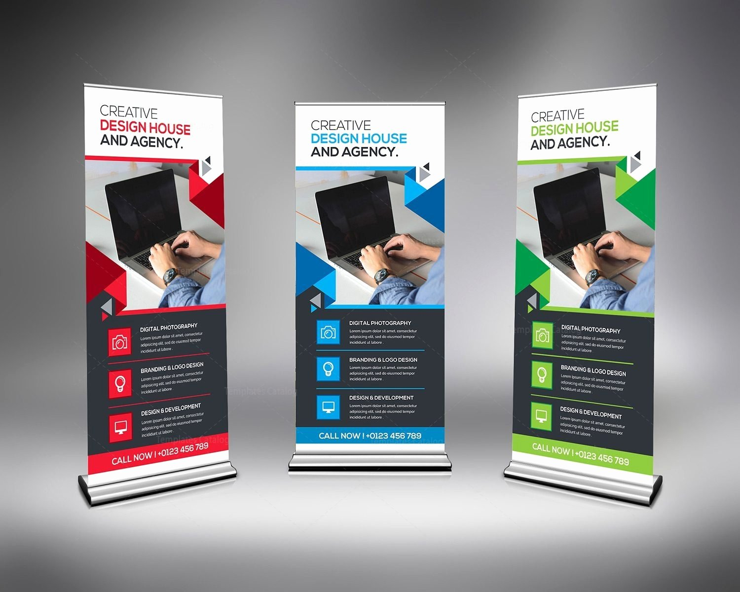 Roll Up Banner Template Fresh Creative Roll Up Banner