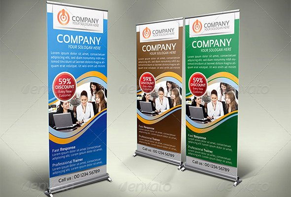 Roll Up Banner Template Inspirational 30 Nice Banner Signage Templates Psd – Design Freebies