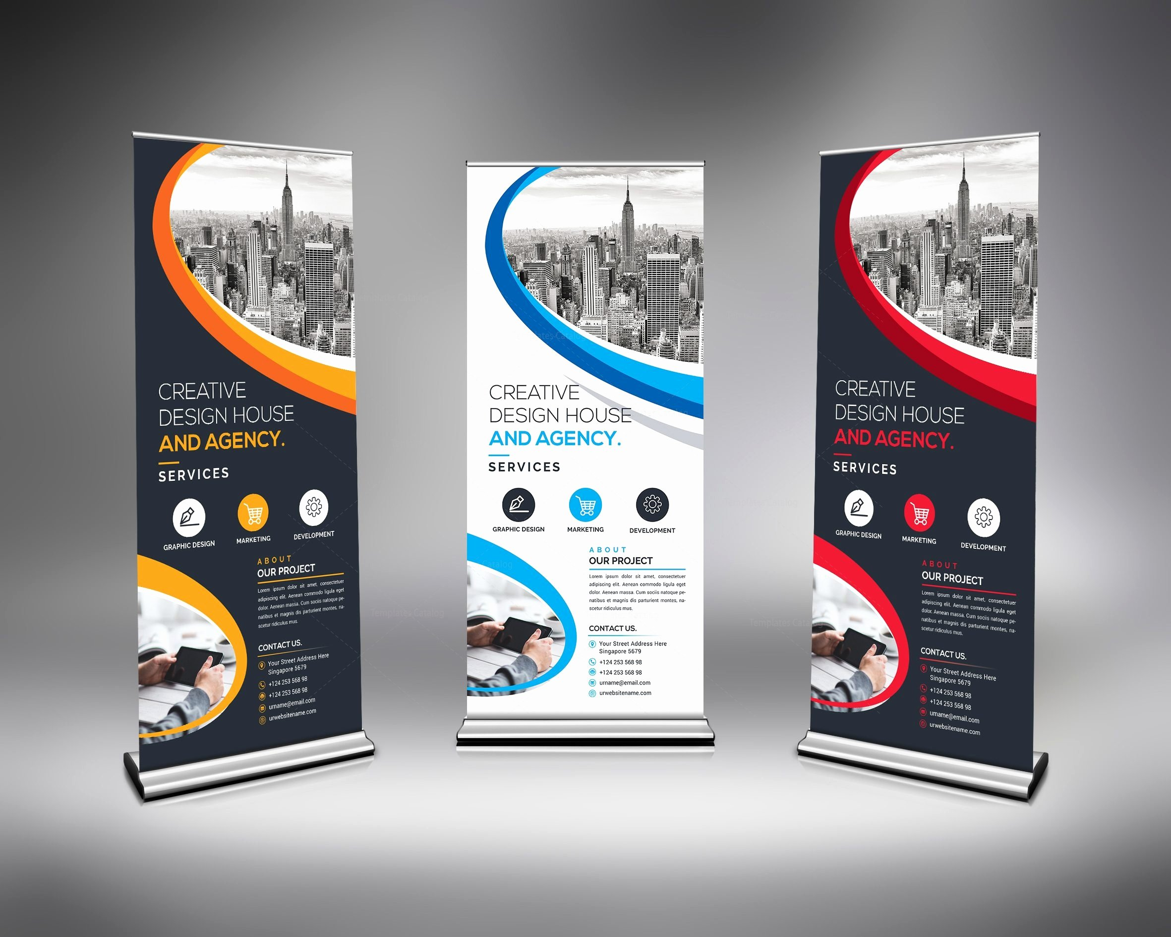 Roll Up Banner Template Unique Best Roll Up Banner Template Template Catalog