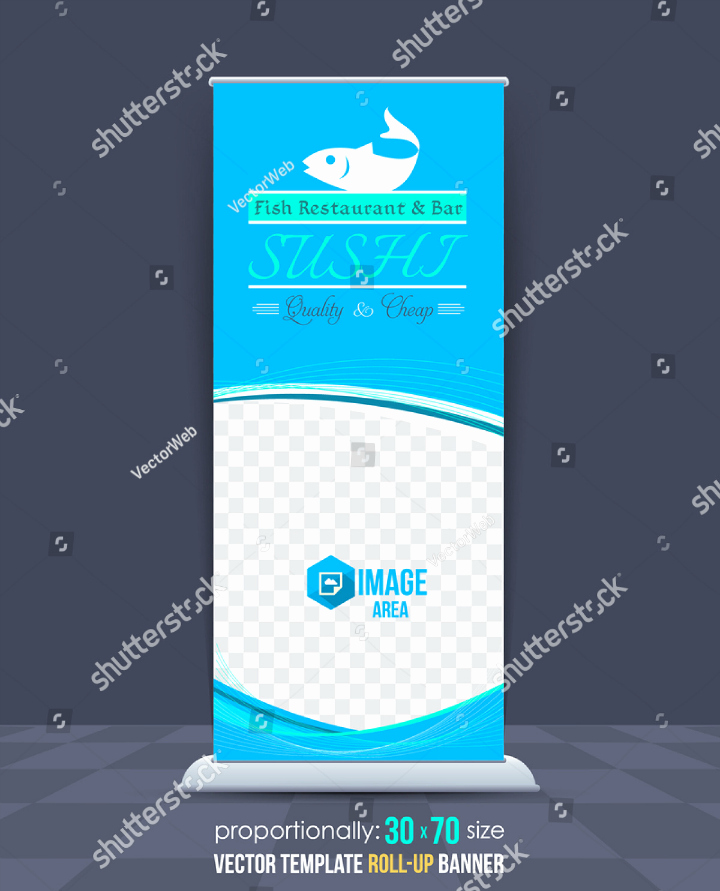 Roll Up Banners Template Luxury 19 Best Restaurant Roll Up Banner Template