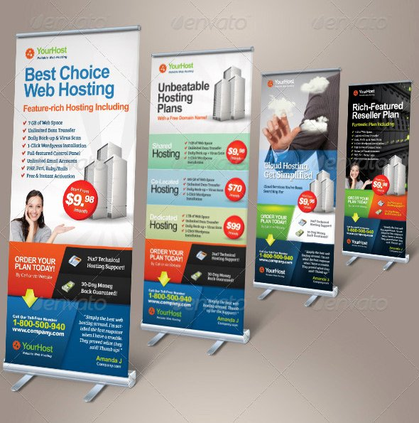 Roll Up Banners Template New 72 Roll Up Banner Design Template Psd Roll Up Design