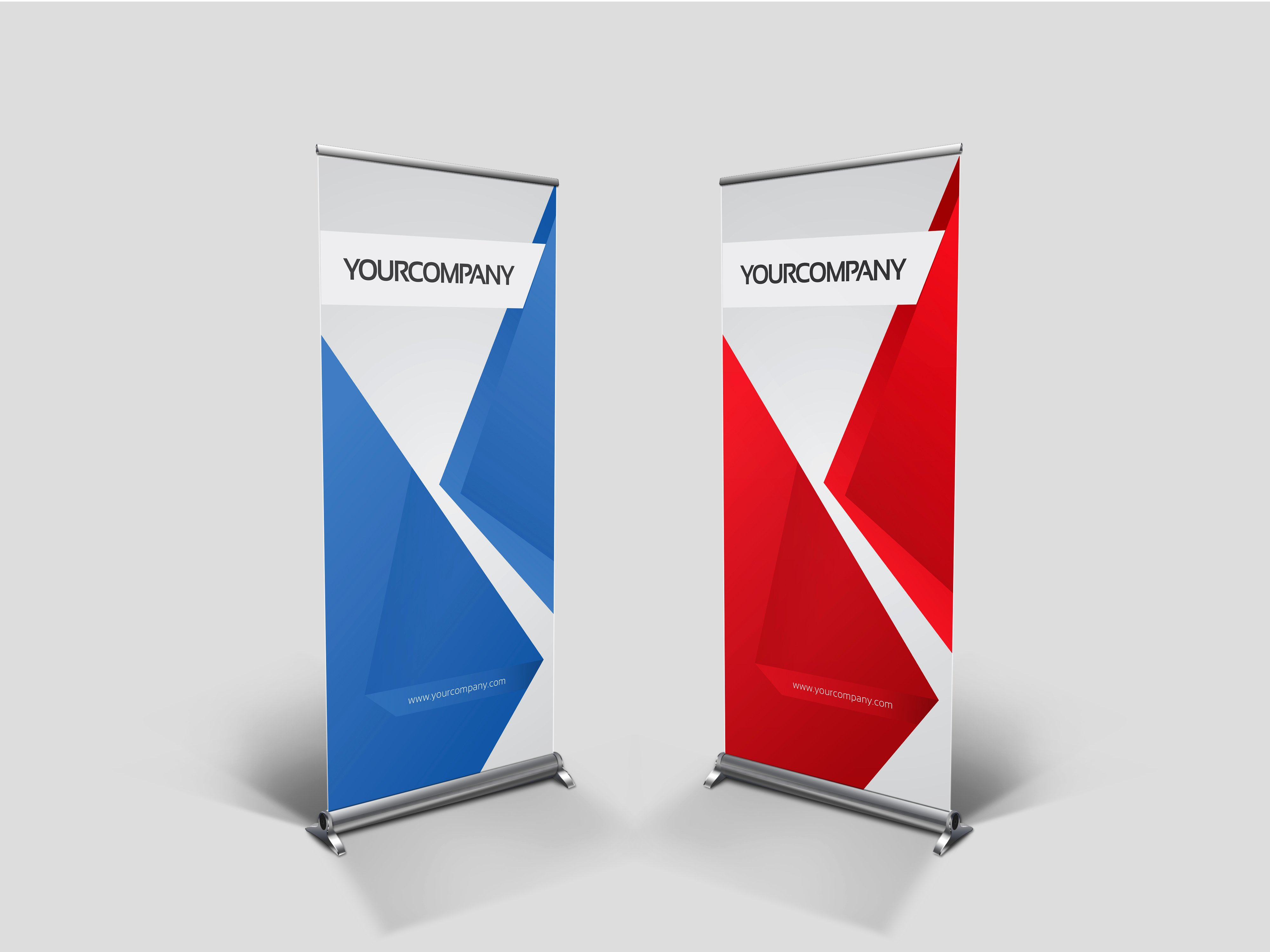 Roll Up Banners Template New Free Template Business Cards to Print