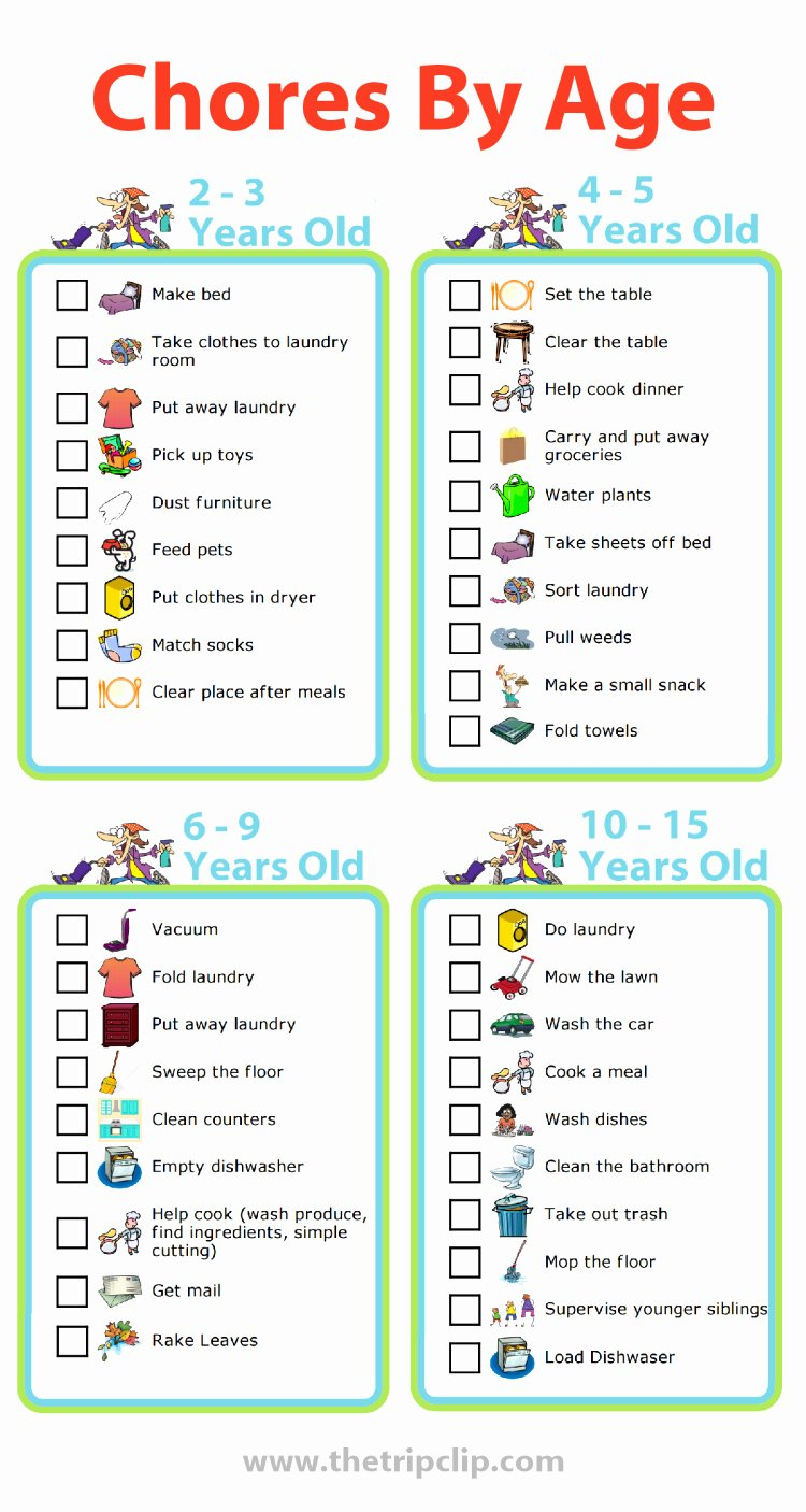 Roommate Chore Chart Template Beautiful Roommate Chore Chart Template New Chore Chart Template New