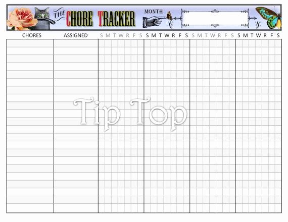 Roommate Chore Chart Template Inspirational 1000 Ideas About Roommate Chore Chart On Pinterest
