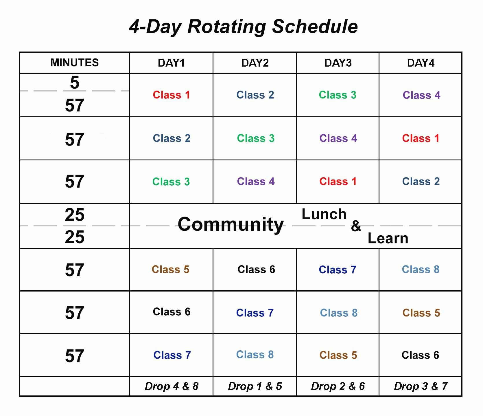 Rotating Shift Schedule Template Beautiful Monthly Rotating Shift Schedule Template Beautiful