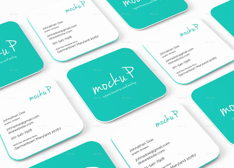 Round Business Cards Template Elegant Business Cards Rounded Corners – Stockholmsfiskmarknad