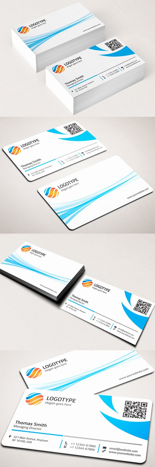Round Business Cards Template Lovely Business Cards Templates Design