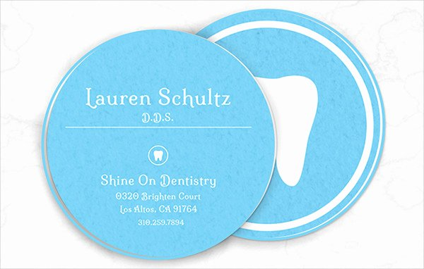 Round Business Cards Template New Round Business Cards 9 Free Psd Vector Ai Eps format