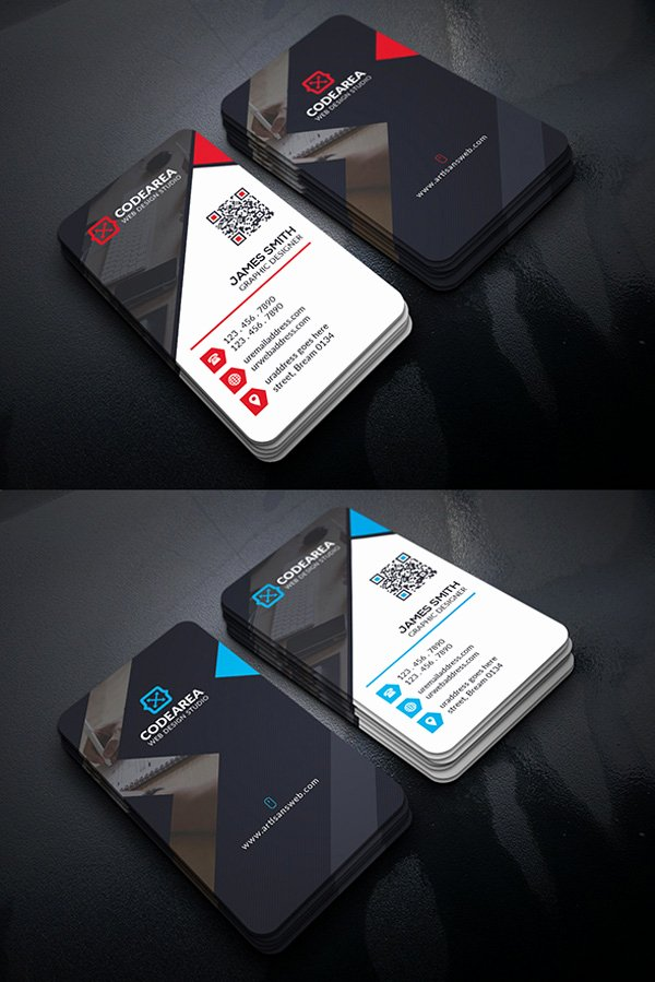 Rounded Business Card Template Luxury the Ultimate Design Guide to Standard Business Card Sizes
