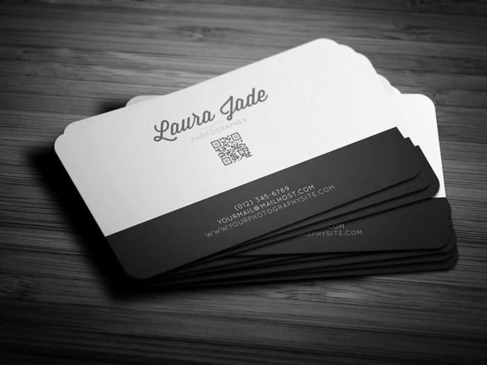 Rounded Business Card Template New Free Round Business Cards Card Design and Card Template