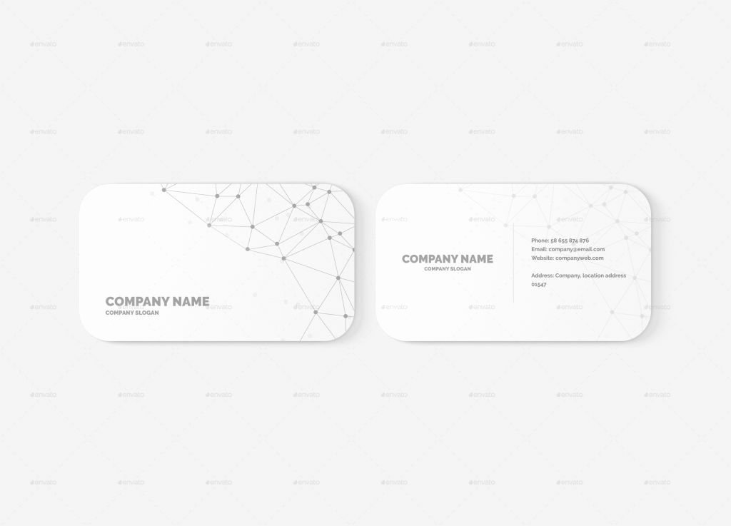 Rounded Business Cards Template Lovely Rounded Business Card Template Beautiful Moo Business Card