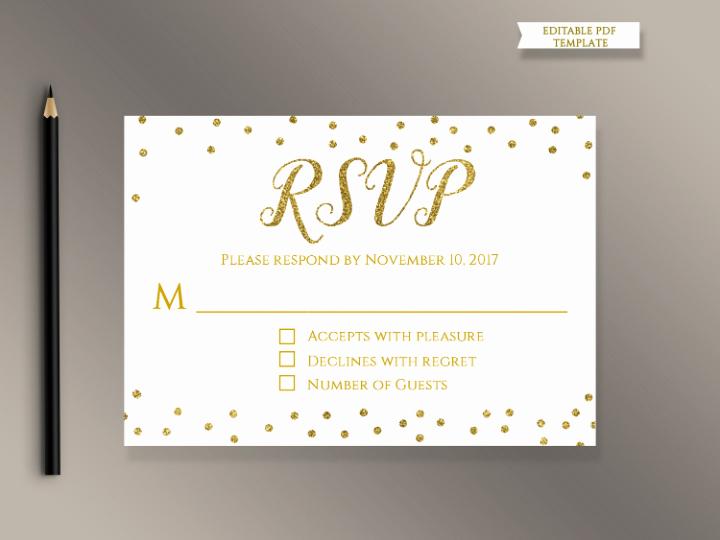 Rsvp Card Template Free Fresh 18 Wedding Rsvp Card Templates Editable Psd Ai Eps