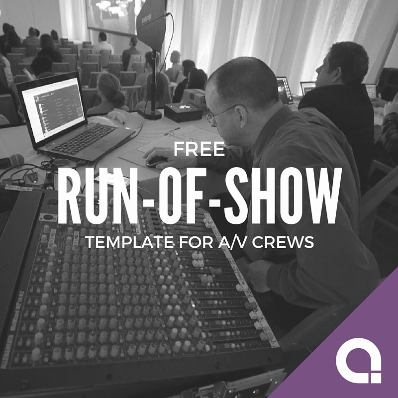 Run Of Show Template Inspirational Run Show Template Templates Station