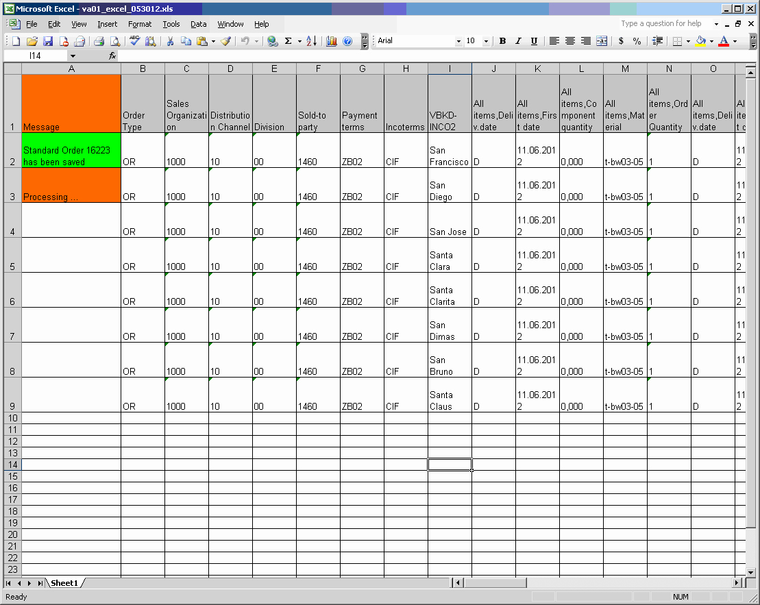 Run Of Show Template Lovely Running Excel Scripts