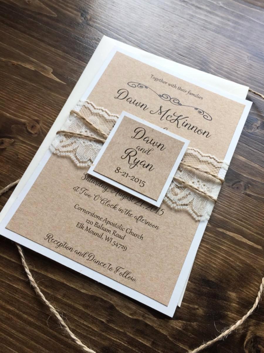 Rustic Wedding Invitation Template Beautiful Wedding Invitation Templates Country Rustic Wedding