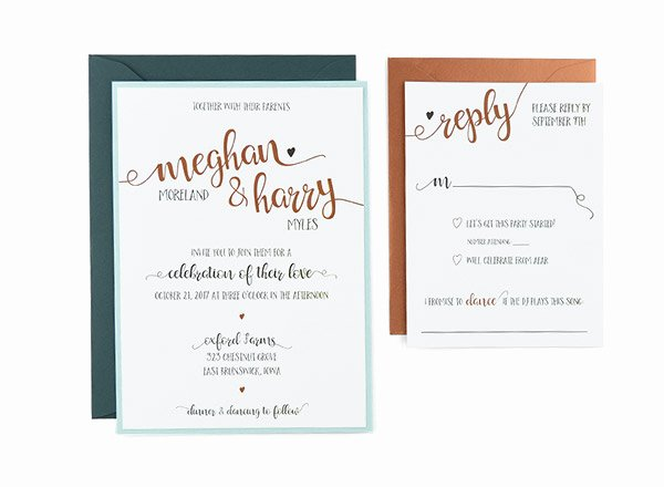 Rustic Wedding Invitations Template Awesome 19 Free Wedding Invitations Fully Editable