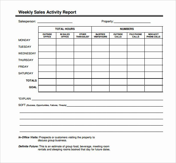 Sales Call Reporting Template Beautiful 25 Sales Report Templates Doc Pdf Excel Word