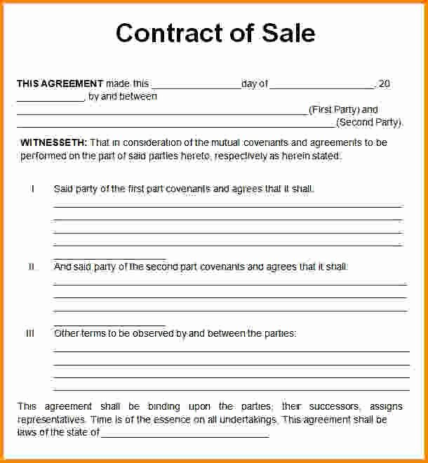 Sales Contract Template Word Inspirational Sales Agreement Template Word 75 Main Group Document