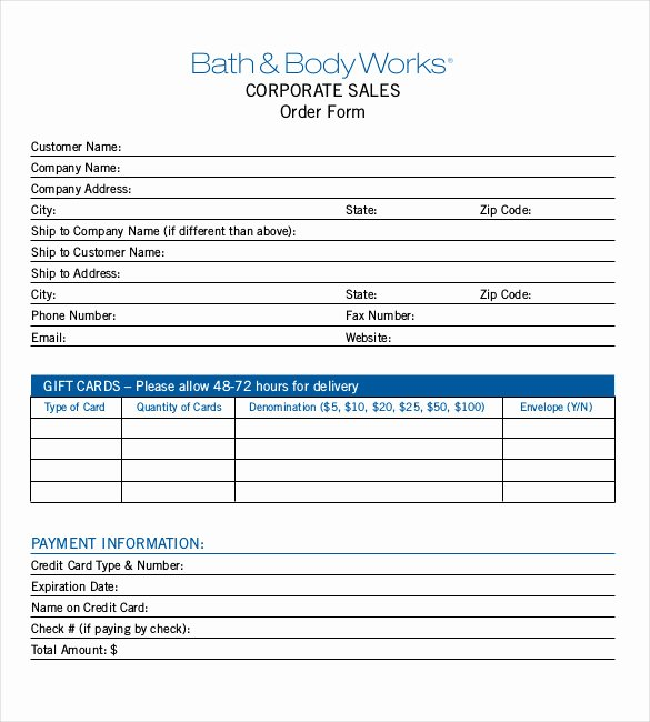 Sales order form Template Beautiful 26 Sales order Templates – Free Sample Example format