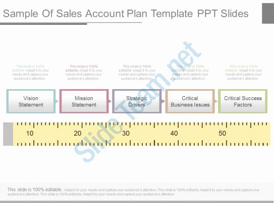 Sales Plan Template Ppt Awesome View Sample Sales Account Plan Template Ppt Slides