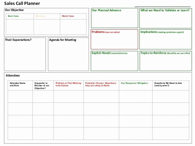 Sales Plan Template Word Beautiful 30 Free Sales Plan Templates In Word Excel Pdf