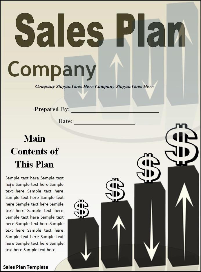 Sales Plan Template Word Fresh Sales Plan Templates 10 Word & Excel