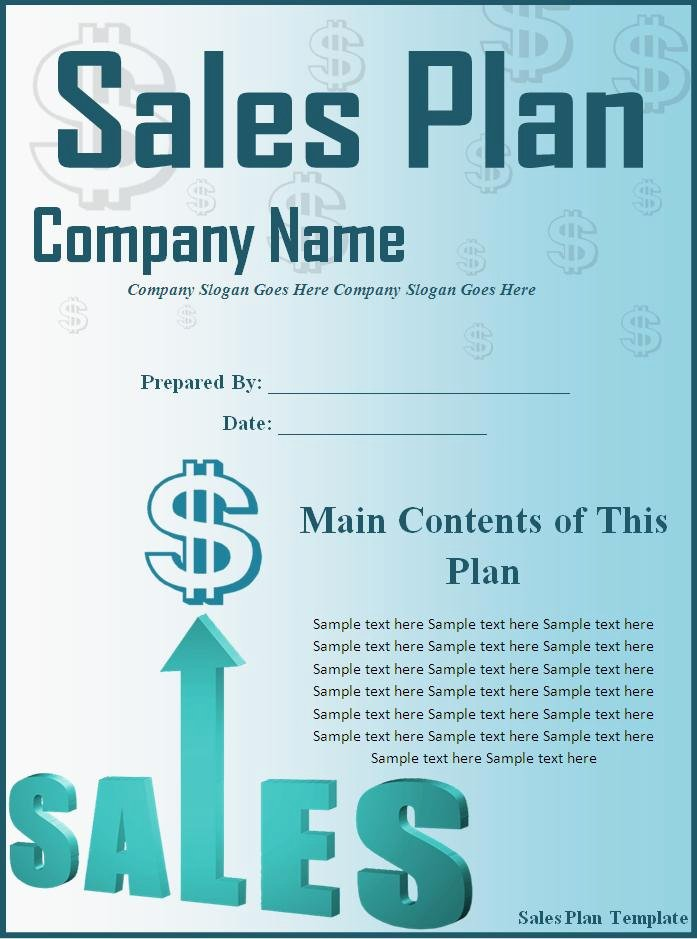 Sales Planning Template Excel Best Of Sales Plan Template Word Excel formats