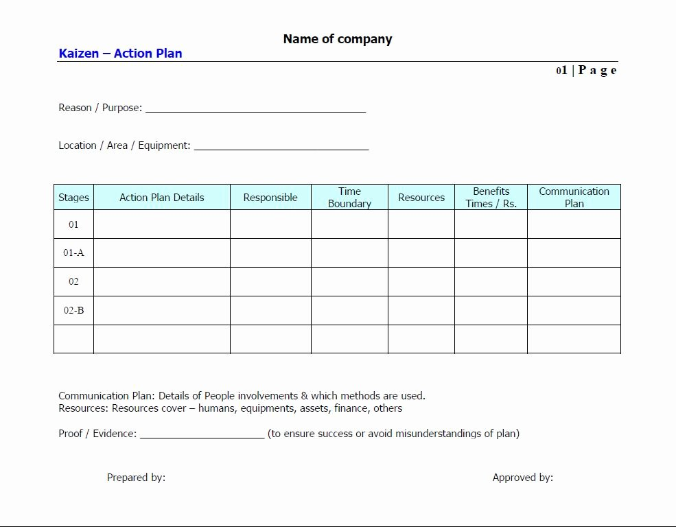 Sample Action Plan Template New Doc Action Plan Sample Template – School Action
