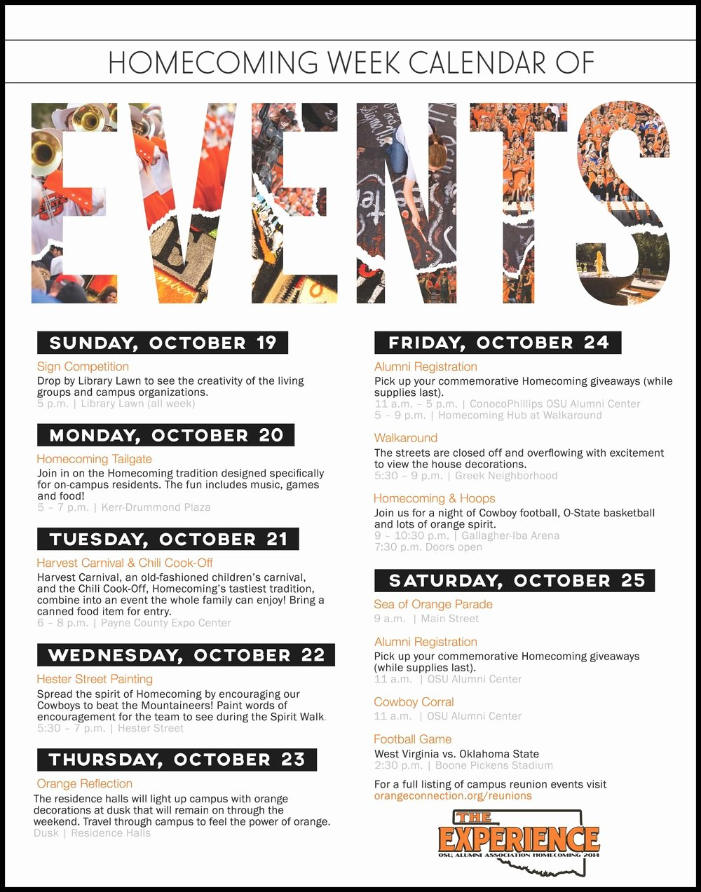 Schedule Of events Template Luxury Schedule Of events Flyer Google Search