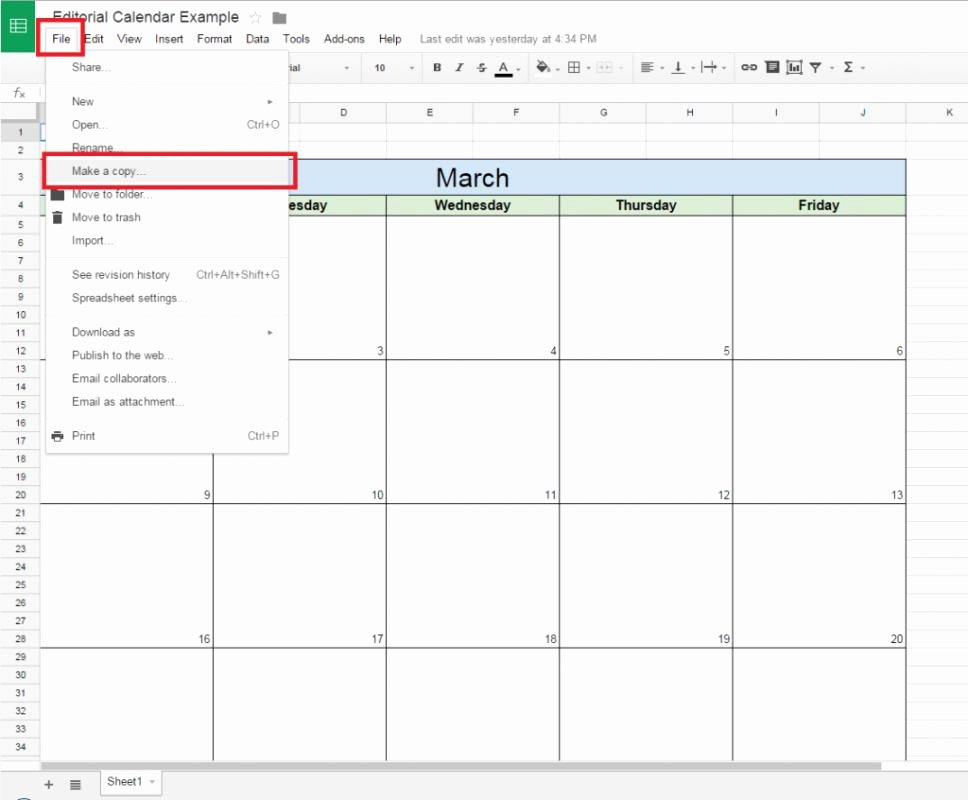 Schedule Template Google Sheets Beautiful Google Sheets Schedule Template