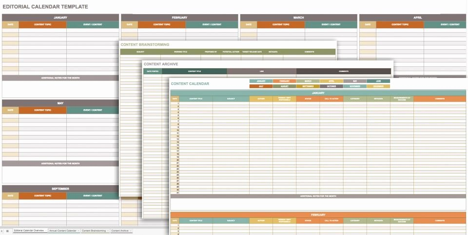 Schedule Template Google Sheets Elegant Free Google Calendar Templates