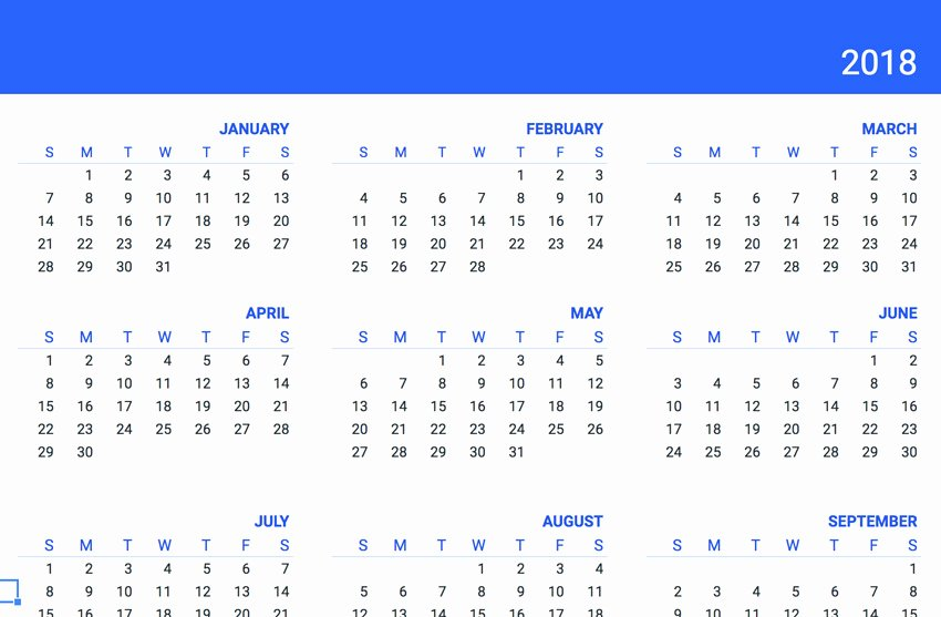 Schedule Template Google Sheets New 20 Free Google Sheets Business Templates to Use In 2018