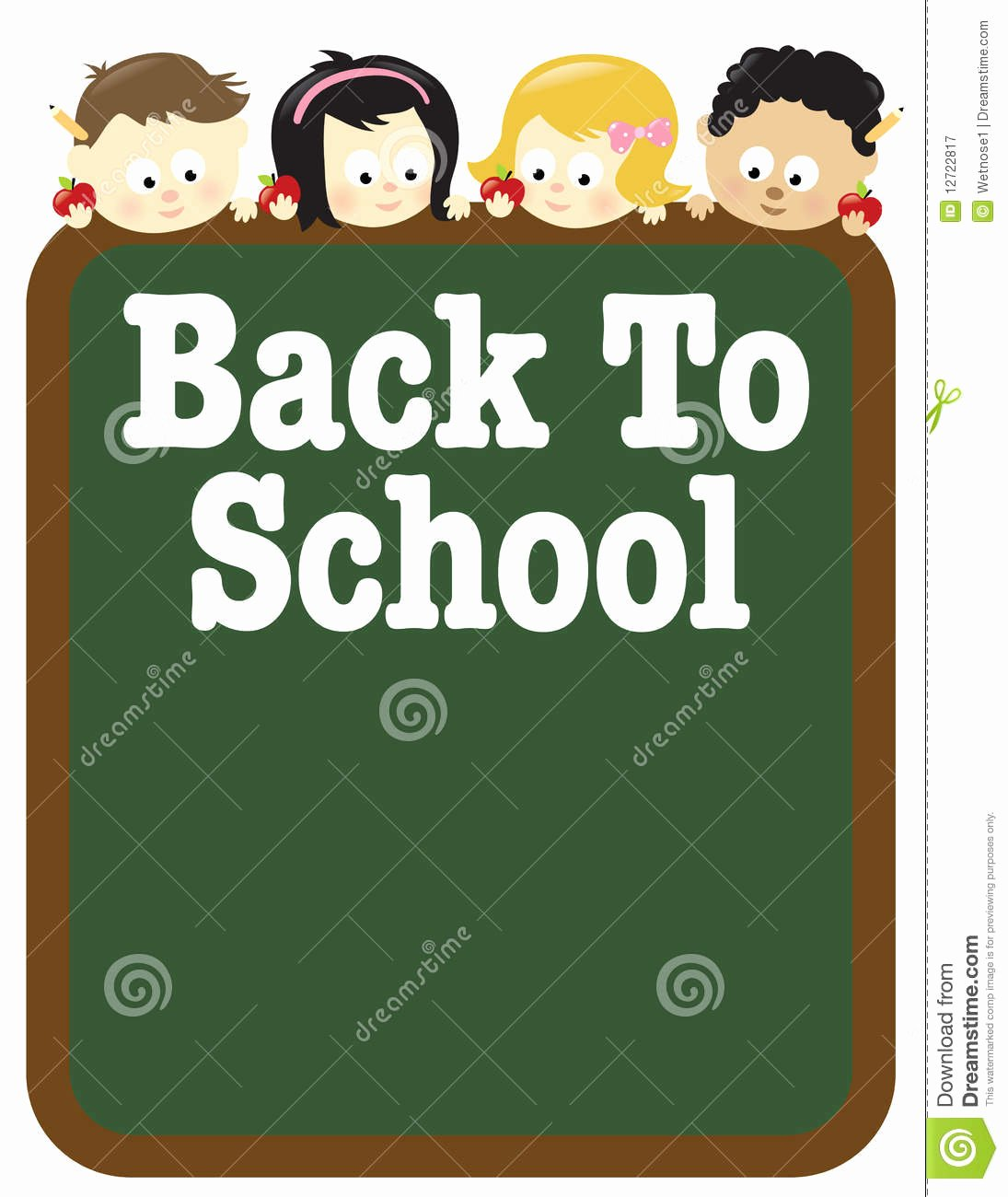 School Flyer Template Free Awesome 8 5x11 Back to School Flyer Template Stock Vector