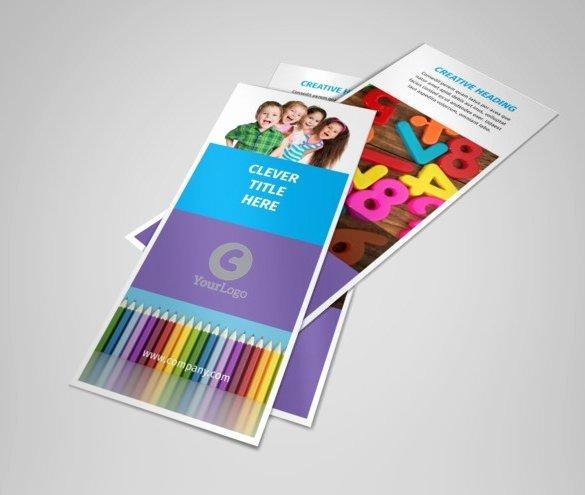 School Flyer Template Free New 18 Best Academic Flyer Templates & Designs