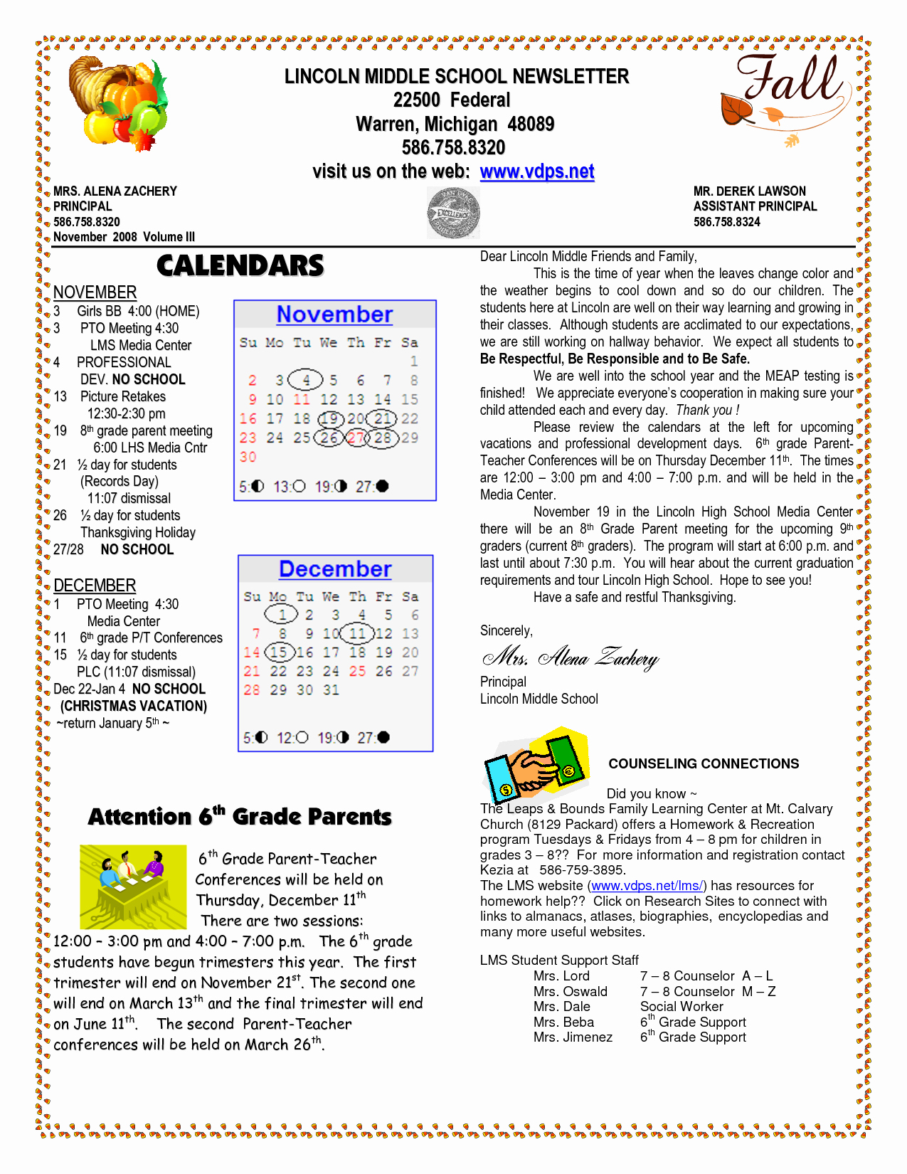 School Newsletter Template Free Awesome School Newsletter Templates