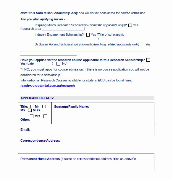 School Registration form Template Best Of School Register form Template