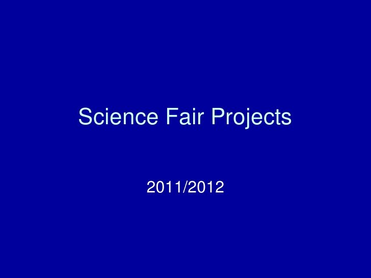 Science Fair Powerpoint Template Awesome 2011 12 Science Fair Powerpoint Ppt 2