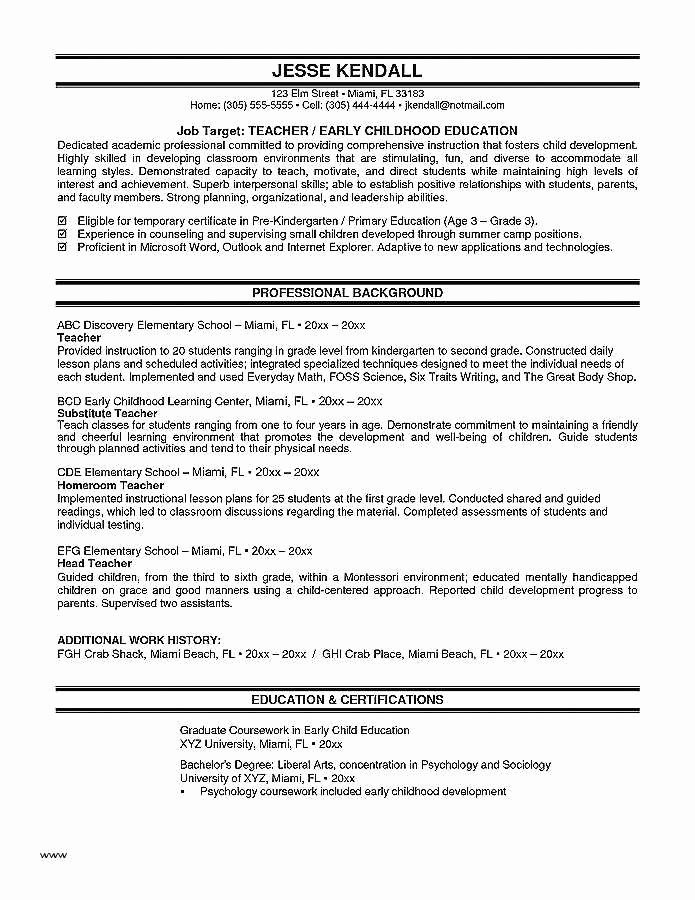 Science Lesson Plan Template Best Of 40 Fresh 1st Grade Lesson Plan Template Scheme Resume