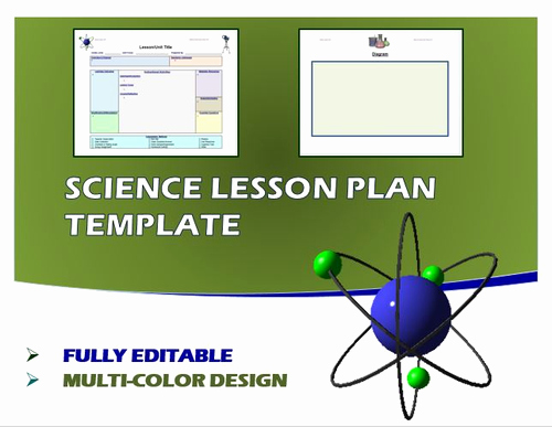 Science Lesson Plan Template Inspirational Lesson Plan Template Science Editable by Ejpc2222